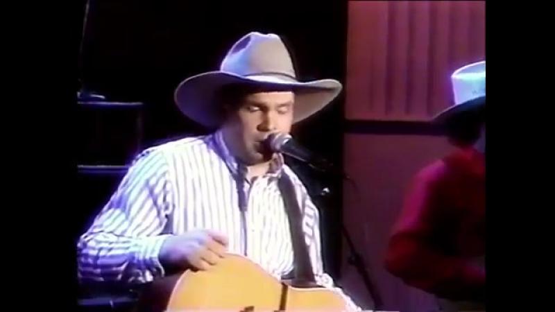 Garth Brooks- If Tomorrow Never Comes (LIVE) 1989