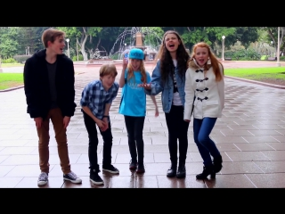 «History» – Cover by Ky Baldwin w⁄ Laura, Jackson and Ali