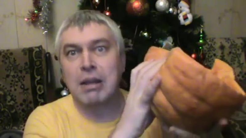 Геннадий Горин празднует старый праздник новый старый год vsratiy smehuyoshki