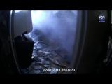 Пожар в частном доме. Вскрытие полового настила