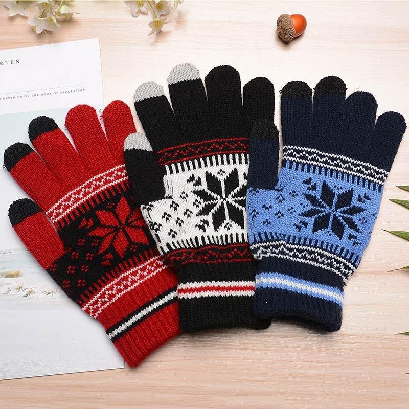 Еще одни перчатки для сенсорных экранов за 132