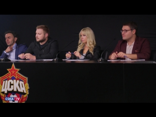 Анонс 5-го выпуска реалити-шоу #яведущийCSKATV