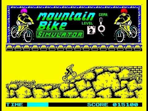 Mountain Bike 500 Walkthrough, ZX Spectrum