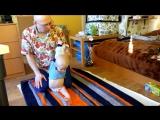 SLs Спастическая диплегия. ДЦП. Ребёнок садится в шпагат