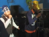 JAH Mason &amp Fyah T - Making of Backstabba video