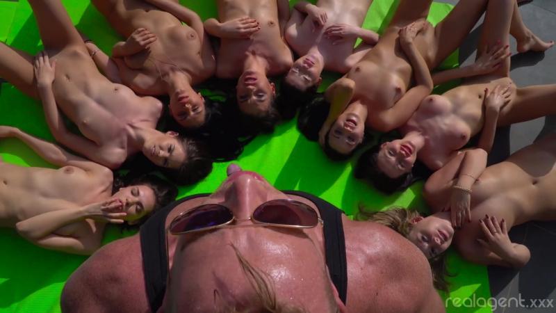 Sasha Rose, Henessy, Danieela Margot, Lovenia Lux, Cassie Fire, Nataly Gold, Taissia Shanti, Kira Queen One