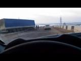 ДТП с фурой на мосту