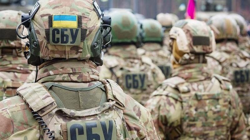 Служба безпеки України 26 років на сторожі безпеки держави