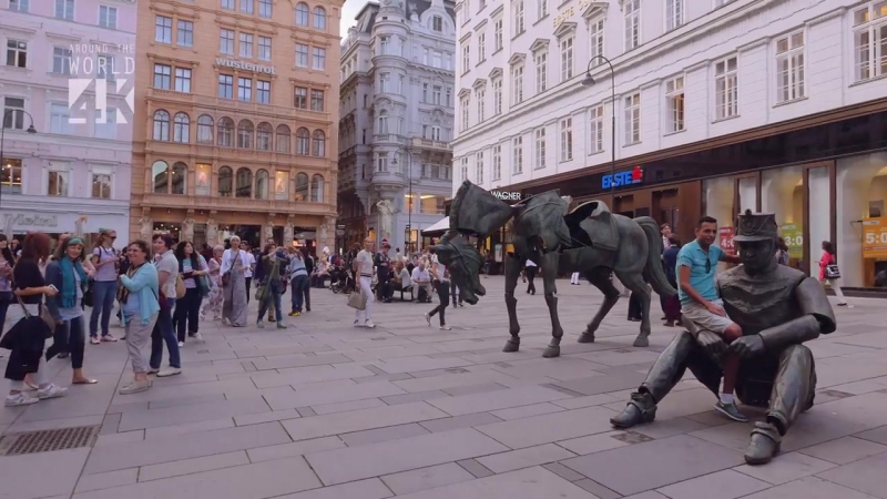 Vienna in 4K Вена Австрия