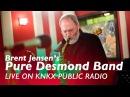 Brent Jensen's Pure Desmond Band Full Performance On KNKX Public Radio