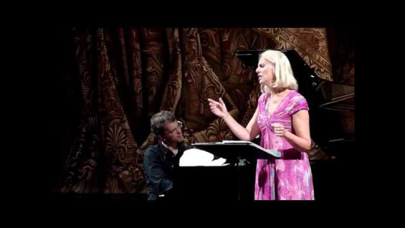 Anne Sofie von Otter w/ Brad Mehldau Calling You @ Opéra Garnier (Paris)