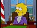 Симпсоны предсказали президентство Трампа Барт в будущем - Сезон 11 Эпизод 17 2000 год
