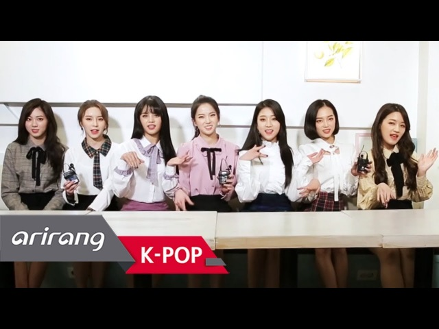 [Pops in Seoul] Crystal Clear! CLC(씨엘씨) Interview of 'BLACK DRESS'