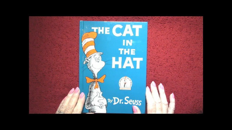 Dr Seuss: The Cat in the Hat -- Read by Nita