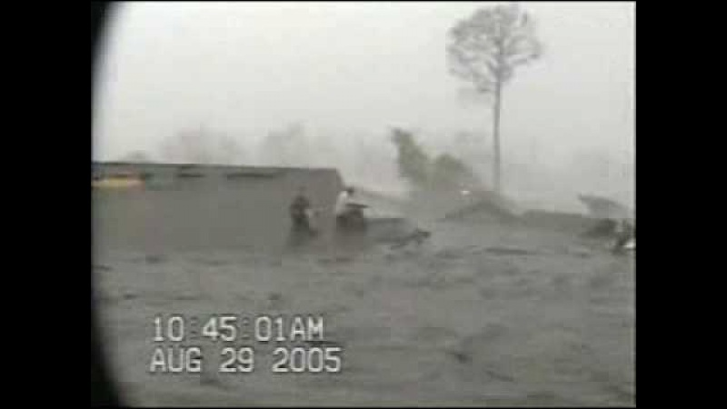 Roof top flooding