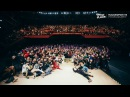 Break The Floor 2018 Final battle Jinjo crew VS Body Carnival