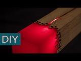 Как сделать лампу ценою 1100 евро своими руками