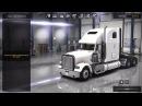 ETS 2 Обзор обновления для Freightliner Classic XL v 5 0 0