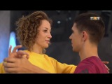 Танцы 4 сезон 16 выпуск Виталий Уливанов и Юля Косьмина