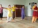 Индийск.танец. Учим та тей датта адаву. Летний семинар.