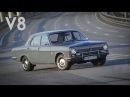 Газ 24 Волга V8 АКПП Волга с двигателем 1UZ-FE 4 литра