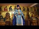 Проповедь иерея Виктора Мурзакова в праздник Ведение во храм Пресвятой Богород