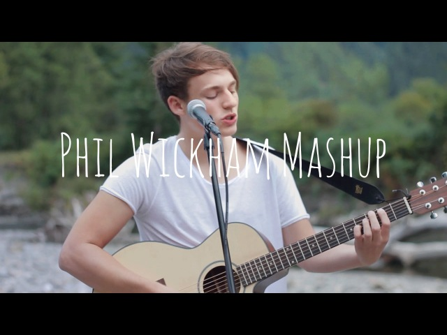 Phil Wickham Mashup (You're Beautiful, Glory, The Ascension, Cannons)