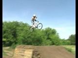 Flashback: My second riding video, 2007 year - MTB: dirt/park