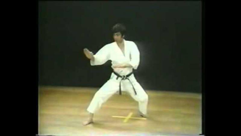Shotokan Karate Kata 9 Bassai Dai - Kanazawa