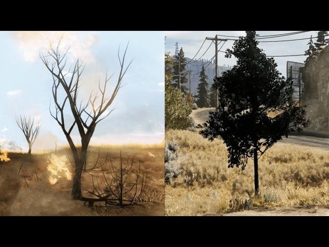 Эволюция геймплейных фич за 10 лет на примере Far Cry