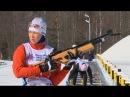 05 03 2018 Любительские зимние игры в Ижевске. Биатлон, смешанная эстафета.
