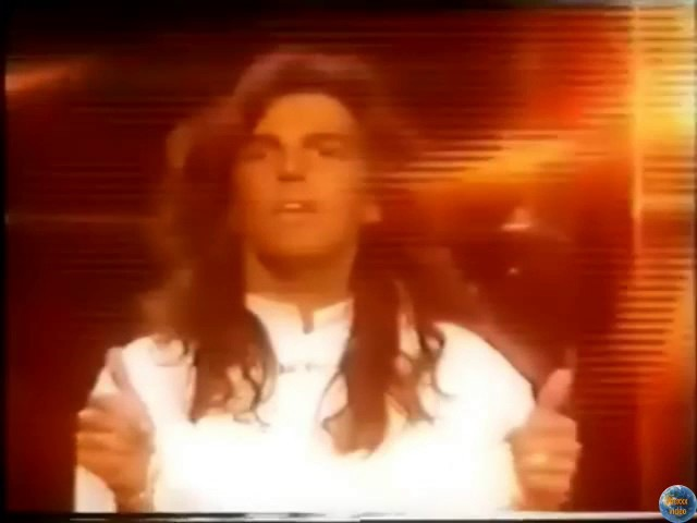 Modern Talking - Diamonds Never Made a Lady 1985 ( Studio video sound )