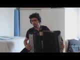 Oye como va (accordion cover) - Tito Puente - CharlesPlays