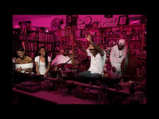 Tyler The Creator NPR Music Tiny Desk Concert