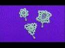 27го Феврвля в 18 00МСК на кан РИККОНА в ПРЯМОМ ЭФИРЕ вяжем крючком элемент в Венецианском стиле