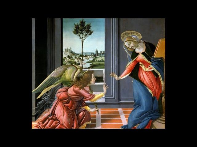 Дневник одного Гения. Сандро Боттичелли. Часть VII. Diary of a Genius. Sandro Botticelli. Part VII.