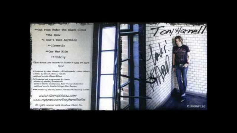 Tony Harnell- I Dont Want Anything