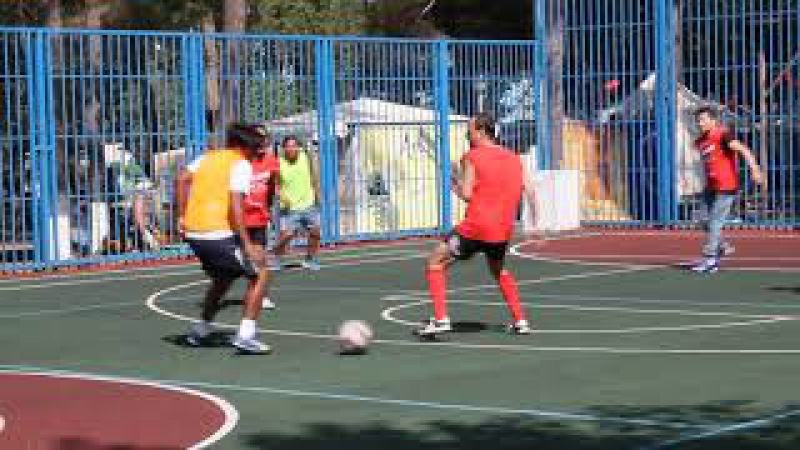 Inka Karal - Laramarka. Футбол. Пачамама 2017 (3)