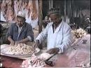 Kashgar Il mercato della domenica Video