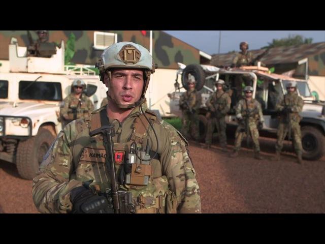 Um comando português na missão de paz da RCA