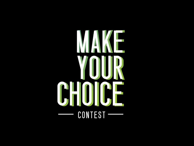 Make Your Choice Contest 20178VO finale 2 vs 2 ¨Thias, Raza Vs Taka, Mofak