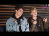 Jack & Jack on how to stand out as a fan