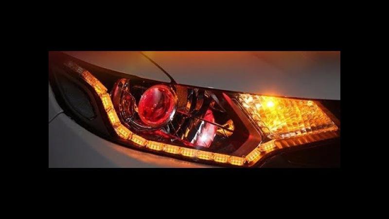 Crystal Led Knight Rider