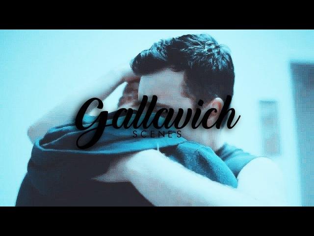 Popular Gallavich Scenes [Logoless1080p] (Shameless US)