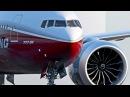 Boeing 777 - лучший авиалайнер XX века. История и описание