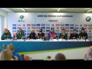 OBE18 Women's Relay Press Conference