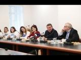 Губернатор Андрей Бочаров встретился с победителями конкурса волонтеров Посл ...