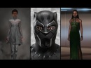 'Black Panther' Costumes Merge African History With Afrofuturism   NYT