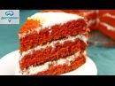 Торт Красный Бархат ☆ САМЫЙ ВКУСНЫЙ РЕЦЕПТ ☆ Red Velvet Cake Recipe
