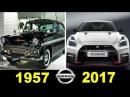 Nissan Skyline GT-R - Evolution 1957-2017